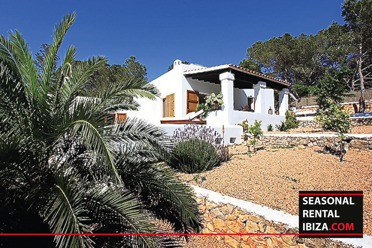 Seasonal Rental Ibiza Villa Es Pouet