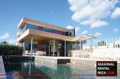Seasonal Rental ibiza Villa C