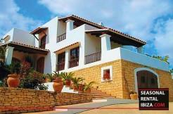 Seasonal rental Ibiza Villa Monte