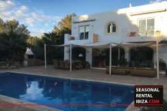 Seasonal Rental ibiza Casa Anglessa