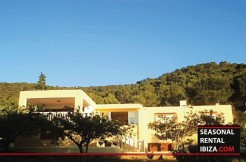 Seasonal rental Ibiza Can Bea