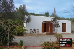 Seconal rental Ibiza Casa Santa