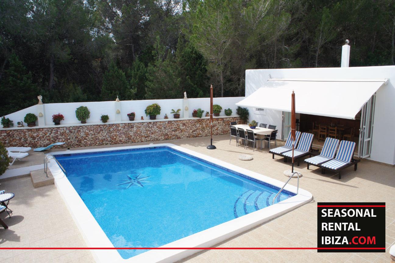 Seasonal rental Ibiza Mansion M