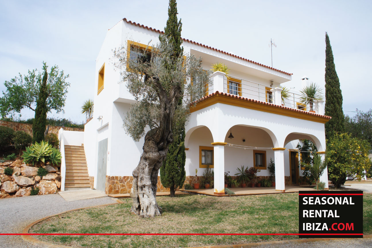 Seasonal rental Ibiza Villa Dynasty