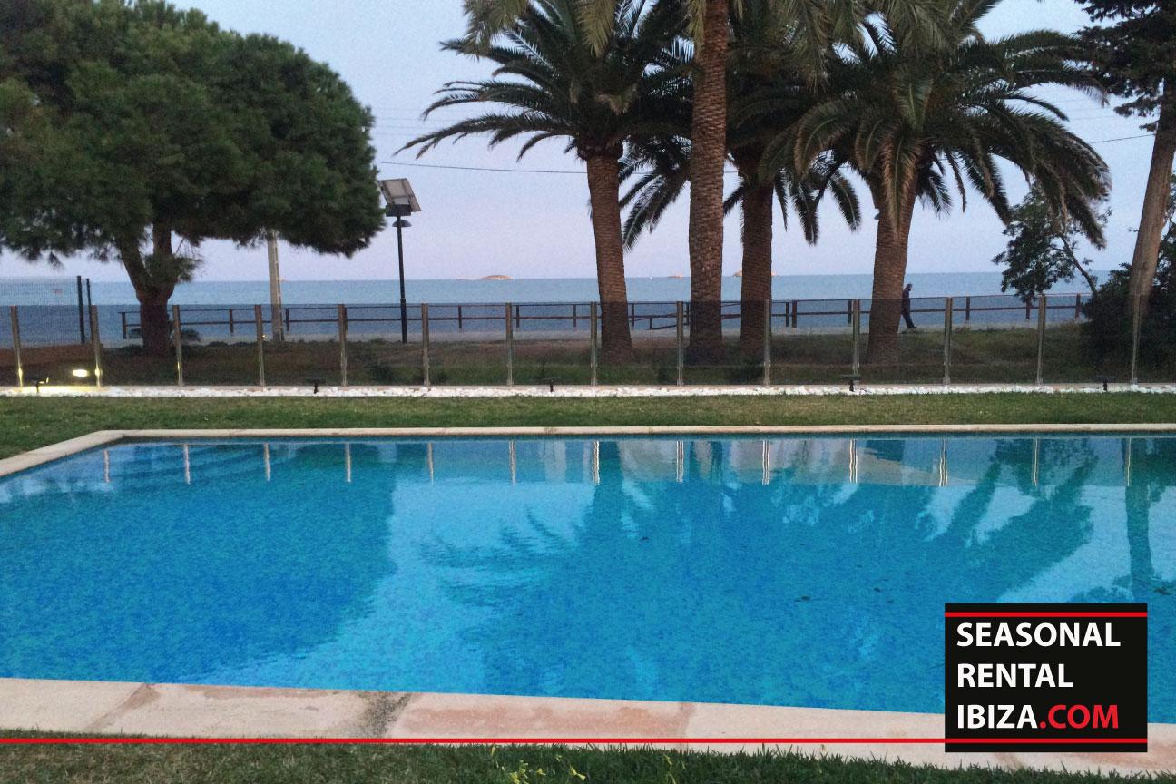 seasonal rental Ibiza Atico Bossa