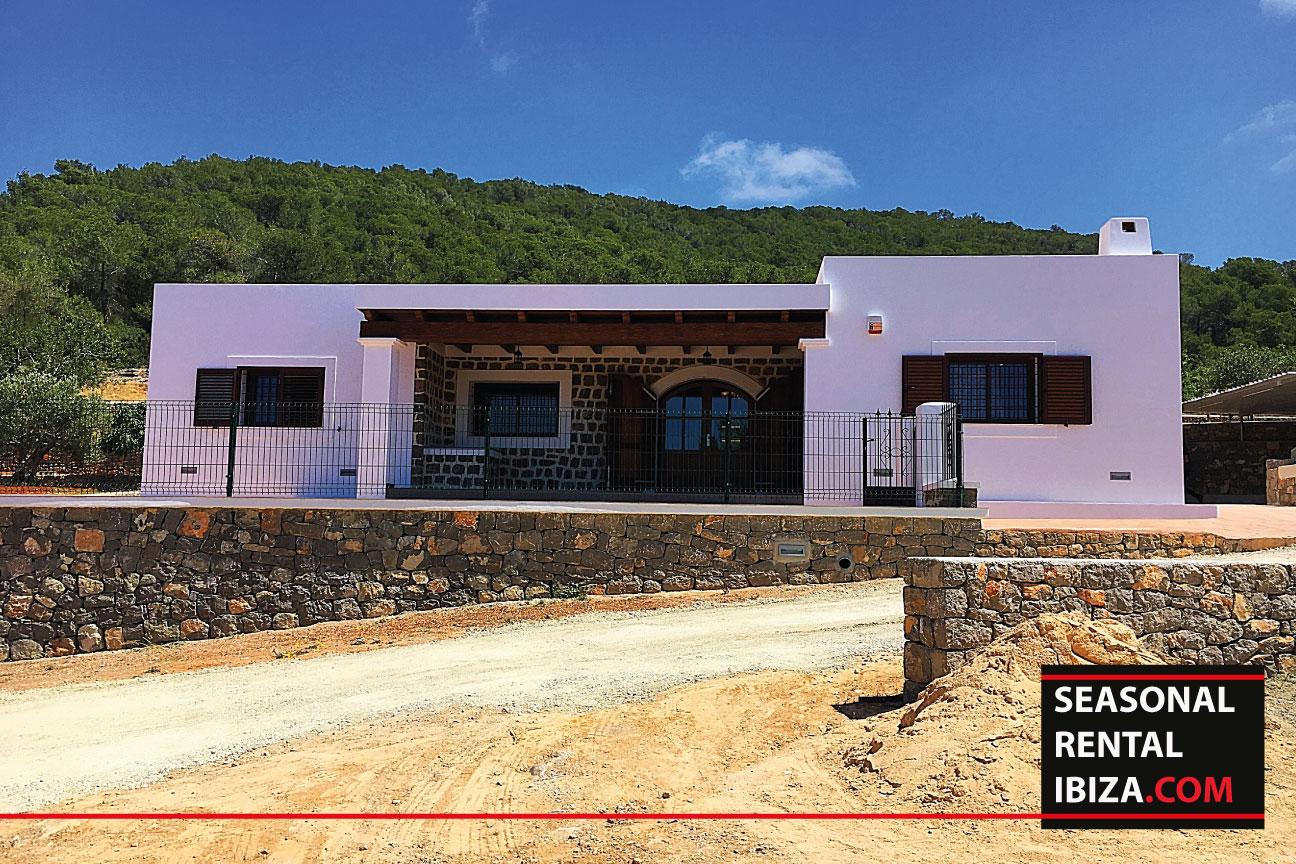 Seasonal rental Ibiza Casa T