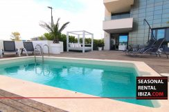 Seasonal Rental Ibiza Valor Real Garden 002