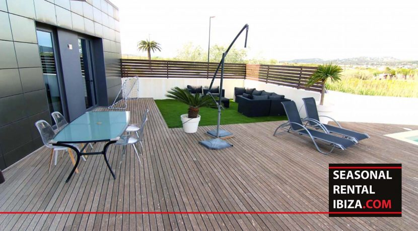 Seasonal Rental Ibiza Valor Real Garden 005