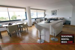 Seasonal Rental Ibiza Valor Real Garden 009