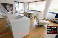 Seasonal Rental Ibiza Valor Real Garden 012