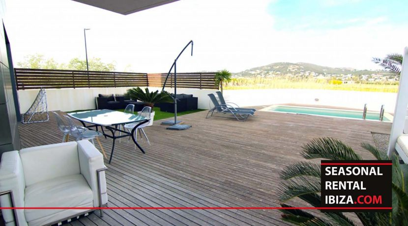 Seasonal Rental Ibiza Valor Real Garden 018