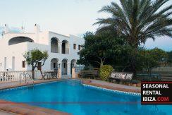 Seasonal rental Ibiza May - oct Ibiza Ibiza summer rental