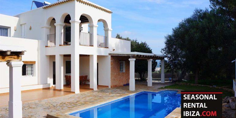Seasonal rental Ibiza Villa Familia001