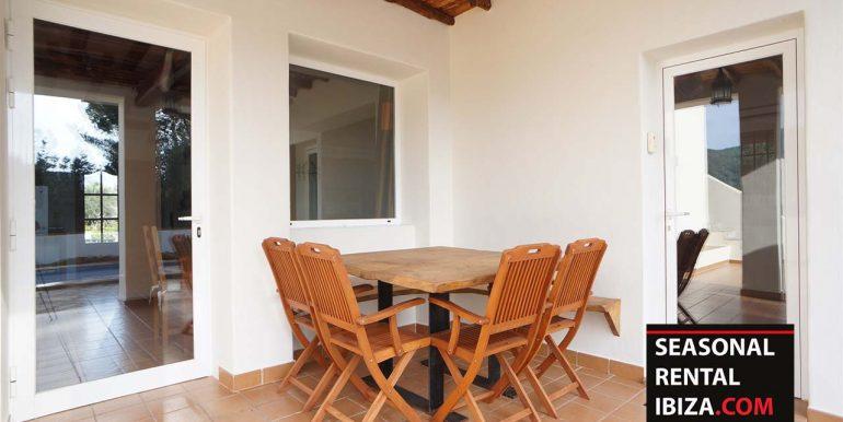 Seasonal rental Ibiza Villa Familia004