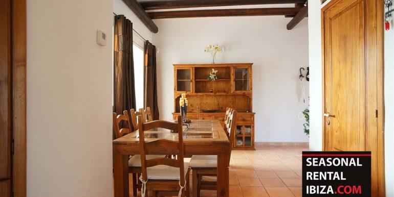 Seasonal rental Ibiza Villa Familia005