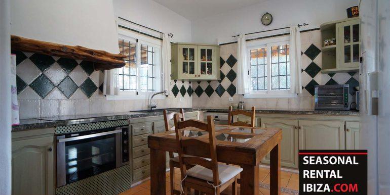 Seasonal rental Ibiza Villa Familia006