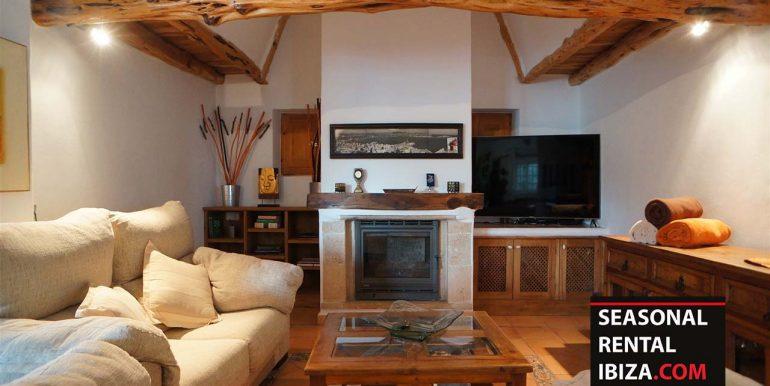 Seasonal rental Ibiza Villa Familia007