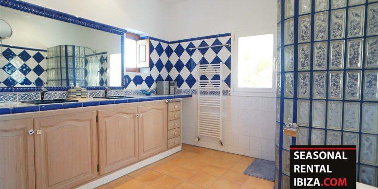 Seasonal rental Ibiza Villa Familia012