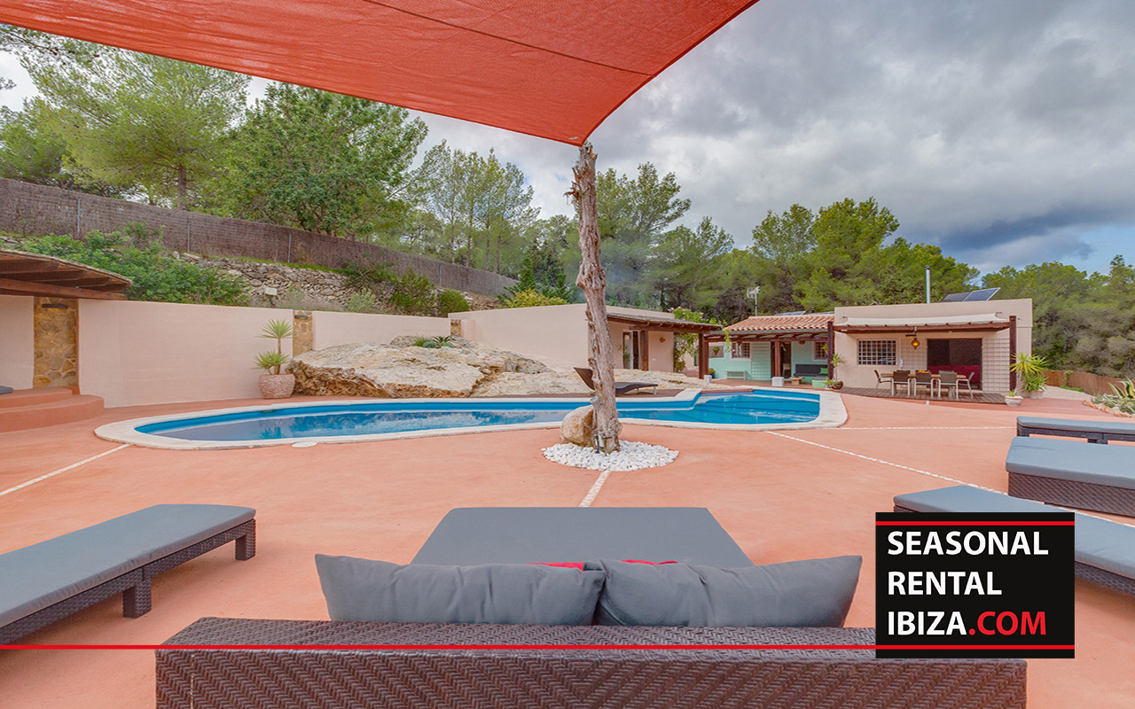 Seasonal rental Ibiza Villa Solar