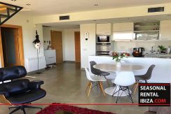 Sesonal rental Ibiza Penthouse Eivissa006
