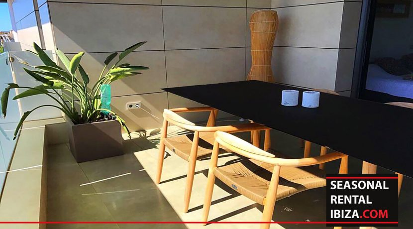 Sesonal rental Ibiza Penthouse Eivissa007