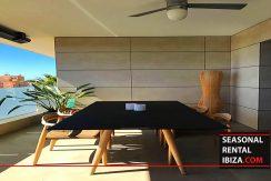 Sesonal rental Ibiza Penthouse Eivissa008