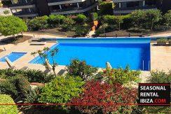 Sesonal rental Ibiza Penthouse Eivissa012