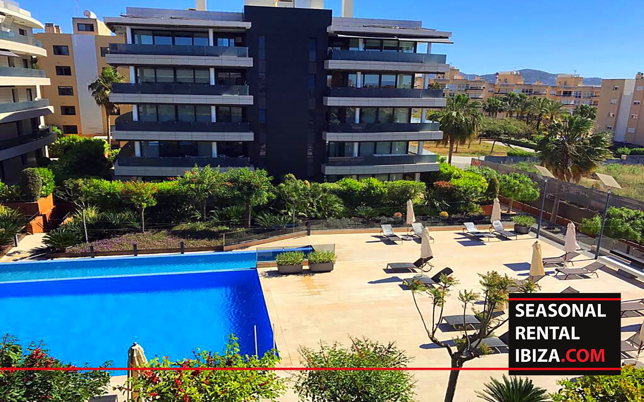 Seasonal rental Penthouse Eivissa