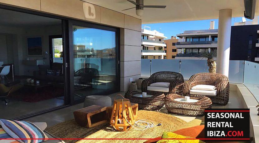 Sesonal rental Ibiza Penthouse Eivissa014