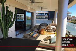 Sesonal rental Ibiza Penthouse Eivissa015