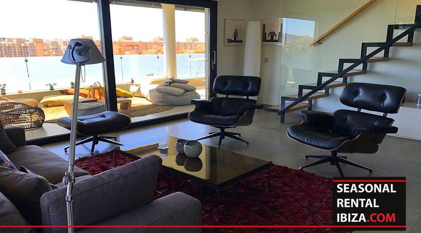 Sesonal rental Ibiza Penthouse Eivissa016
