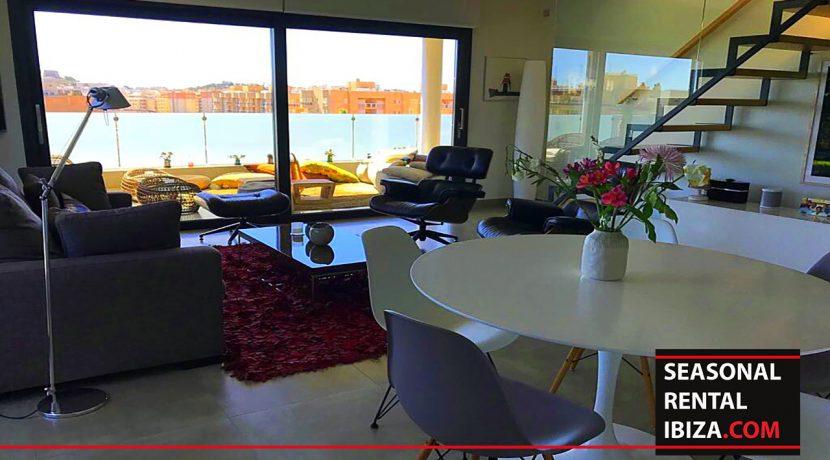 Sesonal rental Ibiza Penthouse Eivissa018