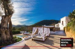 Seasonal rental ibiza Finca Vincente