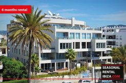 Seasonal rental ibiza Apartment La Marina