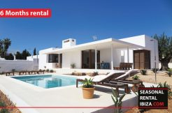 may - oct rental Seasonal rental Ibiza Villa Summer Style