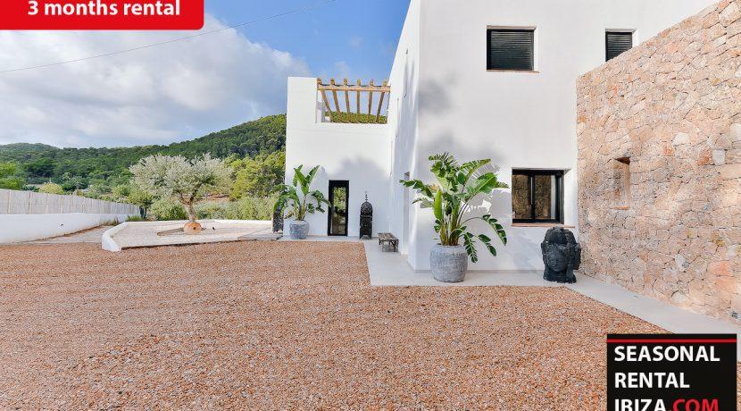 Seasonal rental Ibiza Ses Oliveres 3 months rental