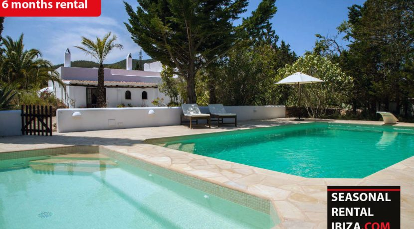 Finca XaraX - Seasonal rental Ibiza - 8000 a month