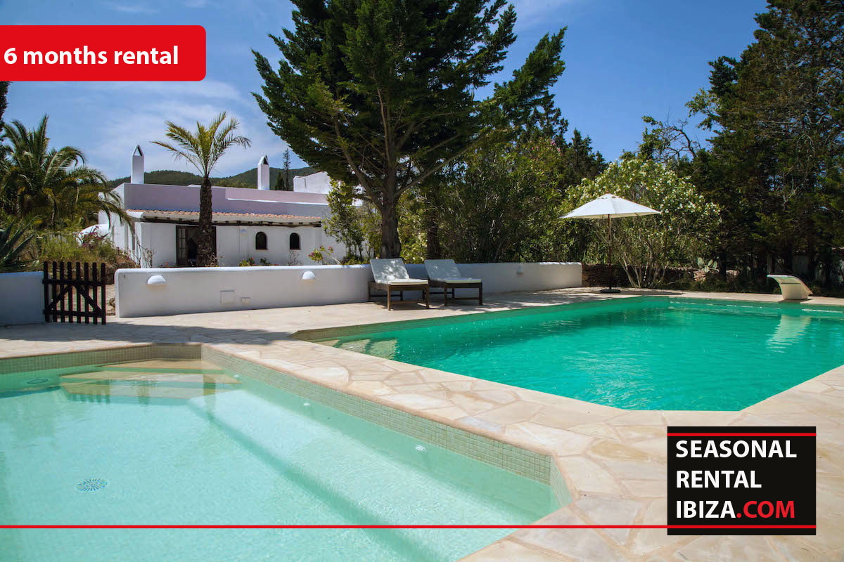 SEASONAL RENTAL Finca XaraX