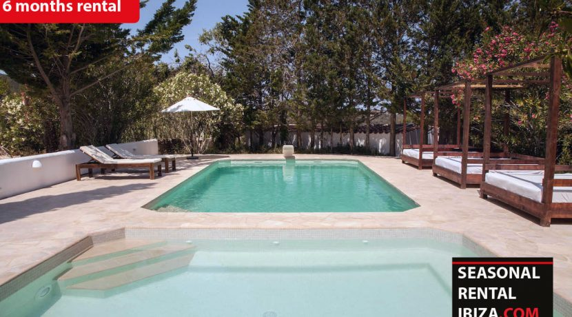 Finca XaraX - Seasonal rental Ibiza - 8000 a month 1