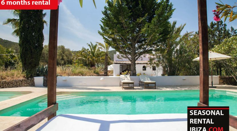 Finca XaraX - Seasonal rental Ibiza - 8000 a month 2