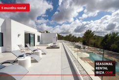 SEASONAL RENTAL IBIZA - VILLA ICARUS - € 220000,00