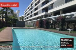 Seasonal rental Ibiza - Apartment Ikebana € 120000