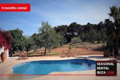 Seasonal rental Ibiza Villa Boix - € 36000 1