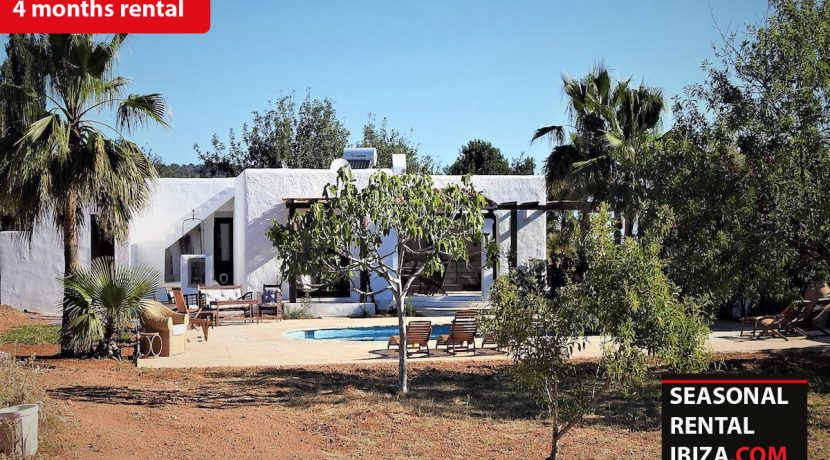 Seasonal rental Ibiza Villa Boix - € 36000 10