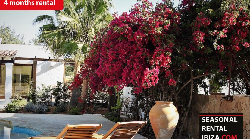 Seasonal rental Ibiza Villa Boix - € 36000 11