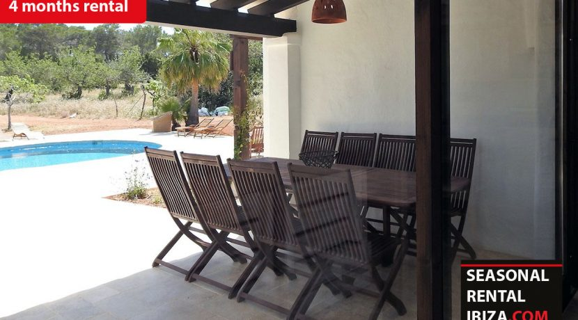 Seasonal rental Ibiza Villa Boix - € 36000 12
