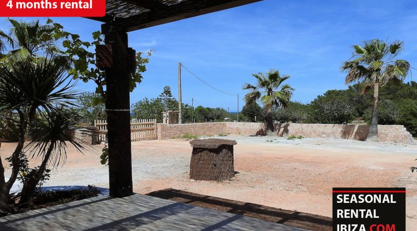 Seasonal rental Ibiza Villa Boix - € 36000 13