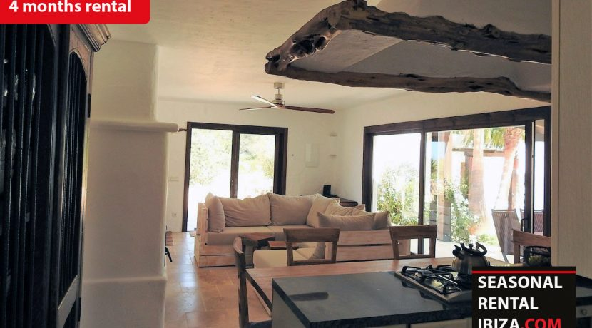 Seasonal rental Ibiza Villa Boix - € 36000 15