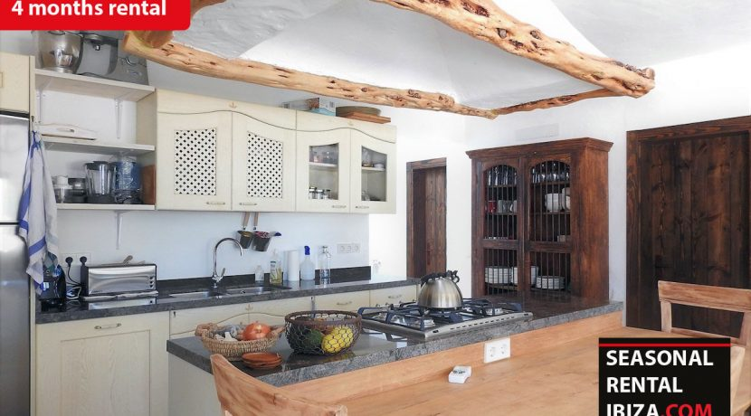 Seasonal rental Ibiza Villa Boix - € 36000 16