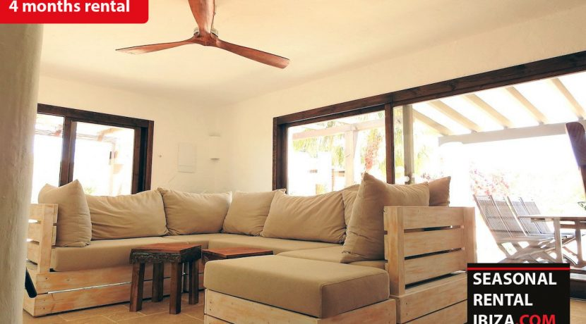 Seasonal rental Ibiza Villa Boix - € 36000 17